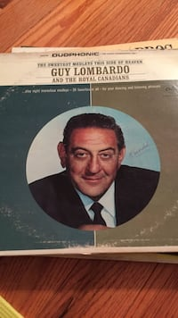 guy lombardo vinyl record Fairfax, 22032