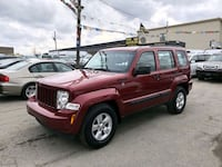 2012 Jeep Liberty SPORT 4x4 LOW K Vaughan