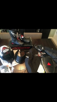 Motorcycle gear TRACY