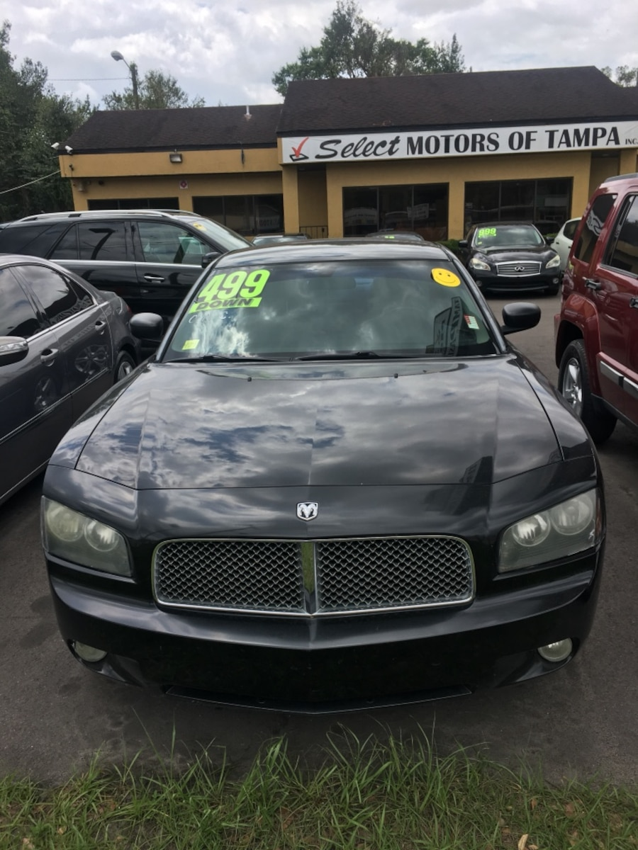 Used 2006 dodge charger in tampa for Select motors of tampa