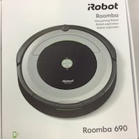iRobot Roomba 690 Wi-Fi Connected - BRAND NEW Mississauga, L5J 1J7