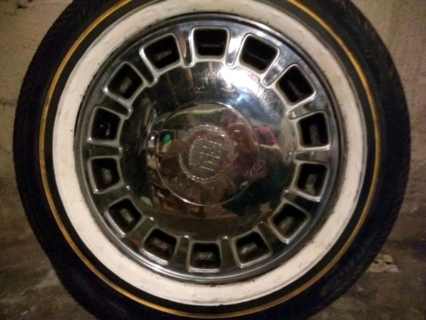 Used Tires Akron Ohio >> Vogue Tires With Cadillac Rims