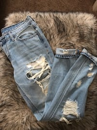 Worn once , Ripped jeans from Urban Outfitter, NOT stretchy Bakersfield, 93311