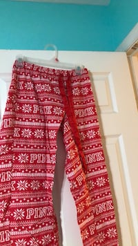 red, white, and black tribal print pants Columbia, 21045