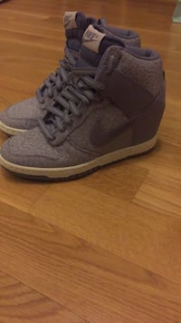 Par lilla nike high sneakers Oslo, 0484