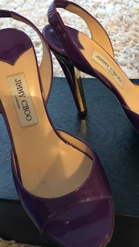 Jimmy Choo, authentic, size 38/2 Vaughan, L4K