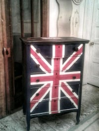 black and red metal tool cabinet Oakville