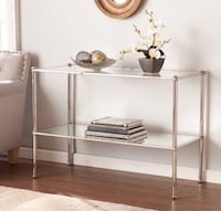 Southern Enterprises Paschall Console Barrie