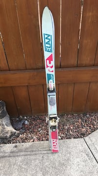 Junior skis , T3Z