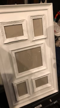 White picture frame Springfield, 22151