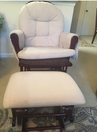 **Rocking Chair and Ottoman**