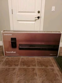 Samsung HW-K950 Soundbar w/sub and rear speakers.