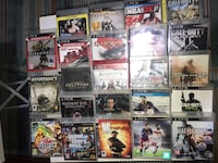 Ps3 oyun playstation 3 (23 adet) Yenimahalle, 06370