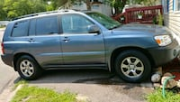 Toyota - Highlander - 2004 Minneapolis, 55449