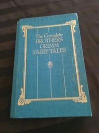 The Complete Brothers Grimm Fairy Tales Oshawa, L1G 2Z6