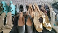 Shoes, Shoes, Beautiful Shoes. New!!