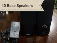 Bose speakers Gautier, 39553