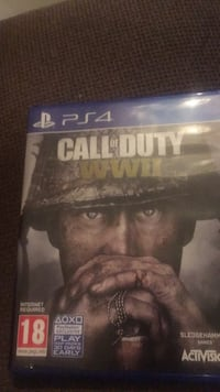 Call of Duty Ghosts PS4 spill tilfelle Stavanger, 4018