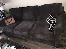 Couch and loveseat must go
