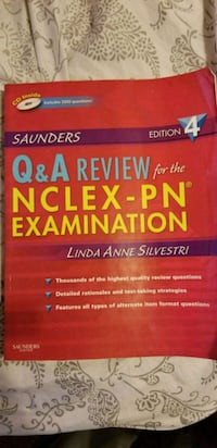 Saunders NCLEX-PN Review Mississauga, L4T 2X4