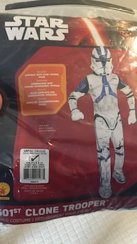 Halloween Clone Trooper costume Burnaby, V3N 5E4
