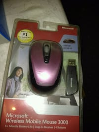 red and black Logitech wireless mouse Colorado Springs, 80910