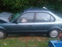 97 honda civic for parts  High Point, 27260