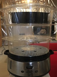 Deni 3-tier 9.5-qt food steamer Middletown, 19709