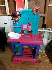 Sink and wash table