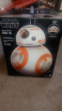 Star wars BB-8 Interactive Droid New In Box Theodore, 36582