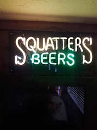 Local Brew Neon. Hard to find.