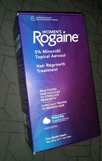 Women's Rogaine Hair Regrowth - 4 Month Supply   Pacheco, 94553