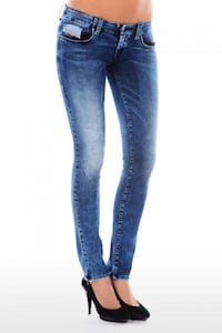 BRAND NEW With Tags - Diesel Grupee Skinny Jeans - Size 23 Toronto