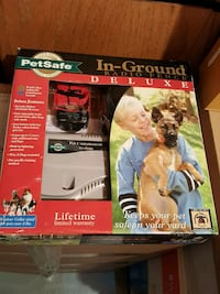 PetSafe in-Ground radio fence deluxe kit