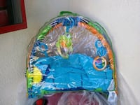 blue and green inflatable pool Lakewood, 98499