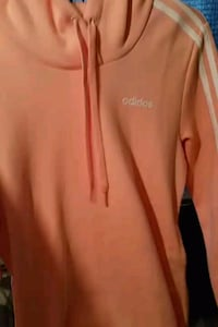 Adidas hoodie and Adidas t- shirt both peach and size small Benton, 72019