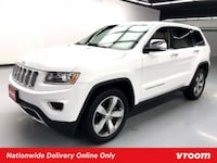 2014 Jeep Grand Cherokee Bright White Clearcoat hatchback