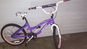 Girls 24-26 inch bike