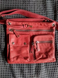 RED FOSSIL PURSE Burlington, L7P 4X3