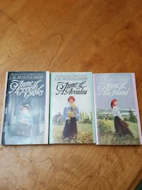 Anne of Green Gables Novels Embro, N0J 1J0