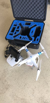 Dji Phantom 2 with hard case and GoPro included!! DeLand, 32724