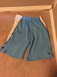 blue and white Nike shorts Airdrie, T4B 0P6