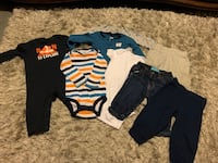 6-12 months baby boy clothes with video if requested  Virginia Beach, 23453
