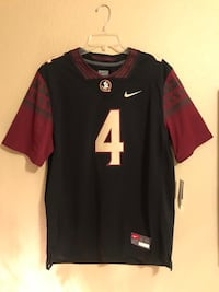 Florida State Alternate Black Jersey L 1958 mi