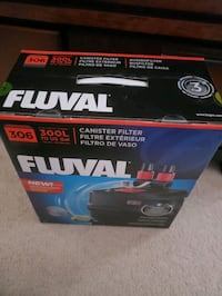 Fluval 306 70gal fish tank filter  South Riding, 20152