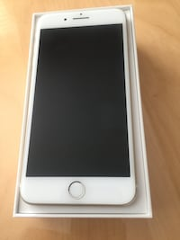 Gold iphone 6 plus with box Mississauga, L5B 4G7