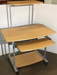 Used Mobile Computer Desk For Sale In West Hartford Ct
