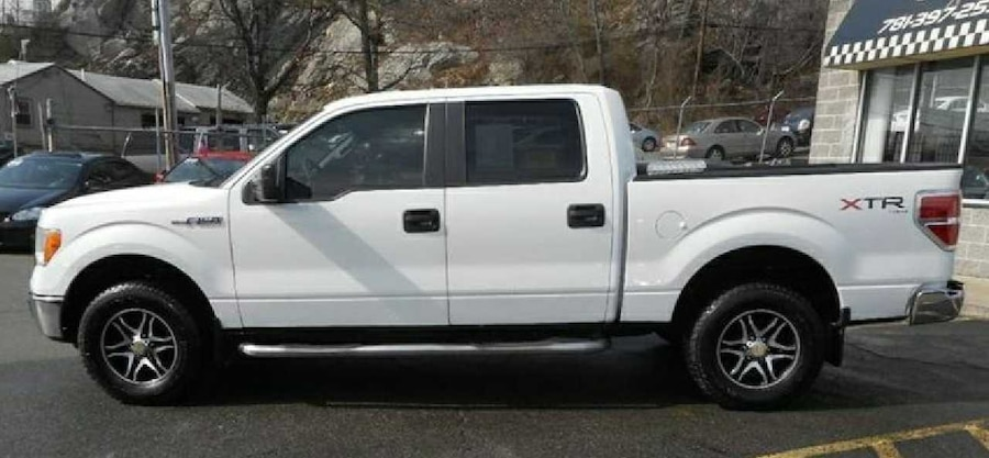 Used 2010 Ford F 150 Supercrew Xlt 4wd 105k In Melrose