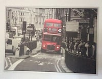 Ready to hang London picture Laval, H7N 3S1