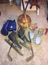 Antique and vintage sport equipment Calgary, T2Y